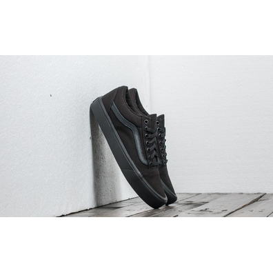 Vans Old Skool Lite (Canvas) Black/ Black productafbeelding