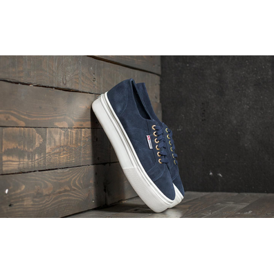 Superga 2790 Suede W Blue productafbeelding