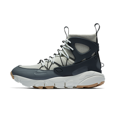 Nike W Air Footscape Mid Light Bone/ Anthracite productafbeelding