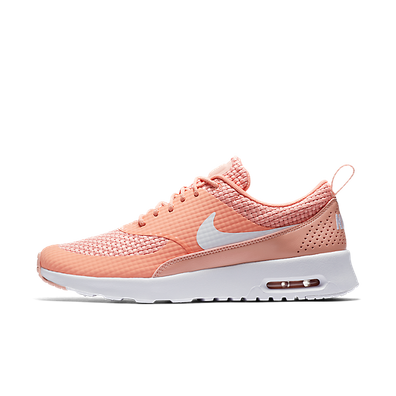 Nike Wmns Air Max Thea Premium Crimson Bliss/ White productafbeelding