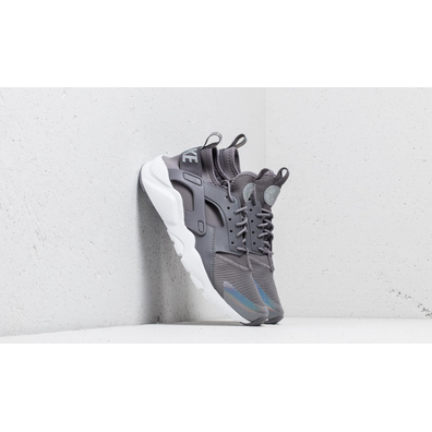 Nike Air Huarache Run Ultra GS Gunsmoke/ Gunsmoke productafbeelding