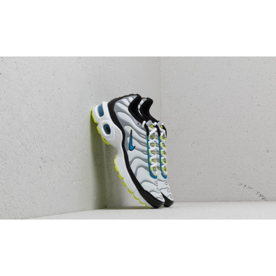 Nike Air Max Plus (GS) White/ Photo Blue-Cyber productafbeelding