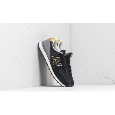 New Balance 996 Black/ Gold/ Grey productafbeelding