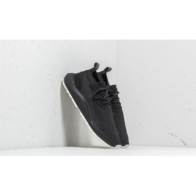 Filling Pieces Knit Speed Arch Runner Condor All Black productafbeelding