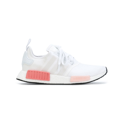 "adidas W NMD R1 ""White/Pink"" productafbeelding"