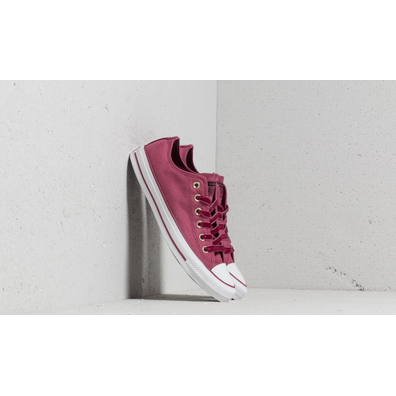 Converse Chuck Taylor All Star OX Vintage Wine/ Vintage Wine productafbeelding