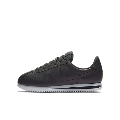 Nike Cortez Basic SL SS (GS) Anthracite/ Anthracite-White productafbeelding