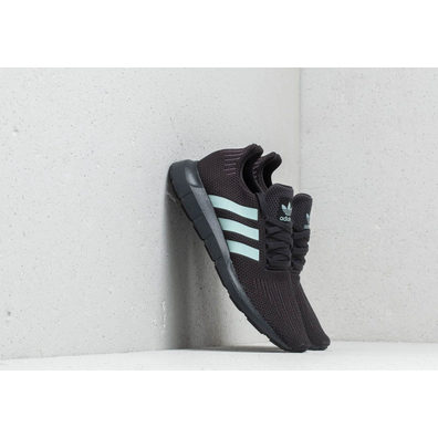 adidas Swift Run Night Grey/ Ash Green/ Core Black productafbeelding