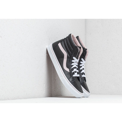 Vans Sk8-Hi Ressiue (Leather Flannel) Violet productafbeelding
