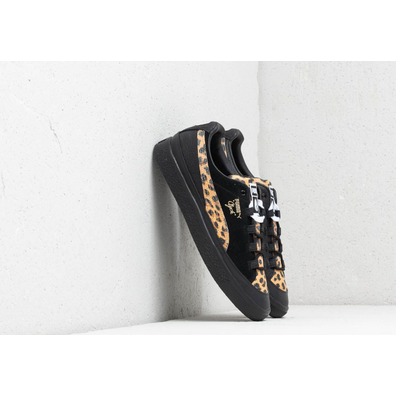 Puma Clyde RT x Volcom for BLS Puma Black/ Puma White productafbeelding