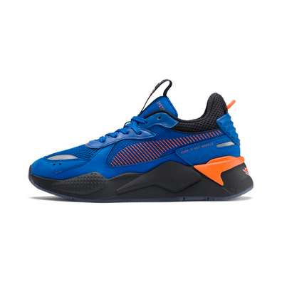 Puma x Toys Hot Wheels RS-X Jr Puma Royal/ Puma Black productafbeelding