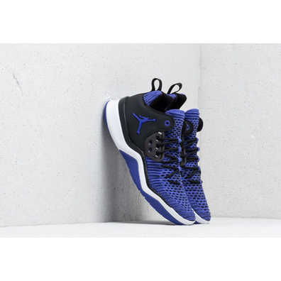 Air Jordan DNA LX Black/ Dark Concord-White productafbeelding