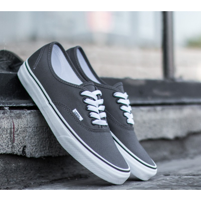 Vans Authentic Pewter/Black productafbeelding