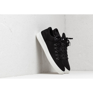 Filling Pieces Mountain Cut Plain Lane Nubuck Black productafbeelding