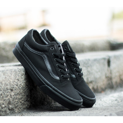 Vans Old Skool Black/ Black productafbeelding