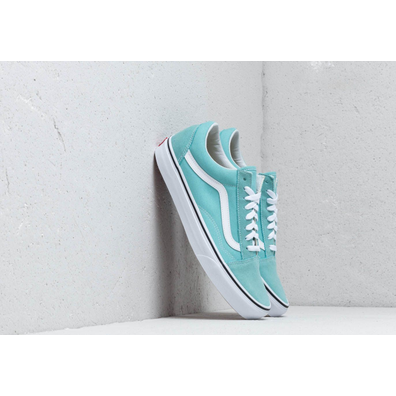 Vans Old Skool Aqua Haze/ True White productafbeelding
