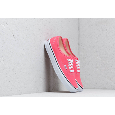 Vans Authentic Strawberry Pink/ Truewhite productafbeelding