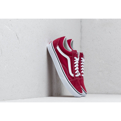 Vans Old Skool Rumba Red/ True White productafbeelding