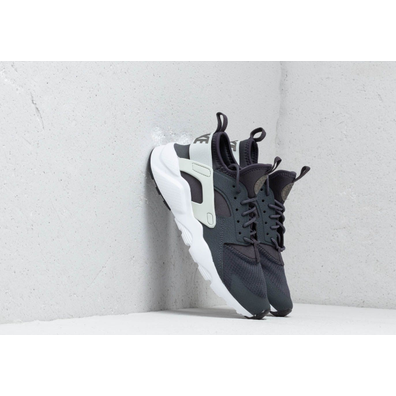 Nike Air Huarache Run Ultra Gs Anthracite/ Mtlc Pewter-Spruce Aura-Black productafbeelding