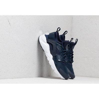 Nike Air Huarache Run Ultra Gs Obsidian/ Obsidian-White productafbeelding