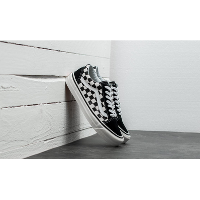 Vans Old Skool 36 DX (Anaheim Factory) Black/ Check productafbeelding