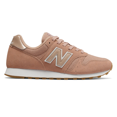 New Balance 373 Pink/ White productafbeelding