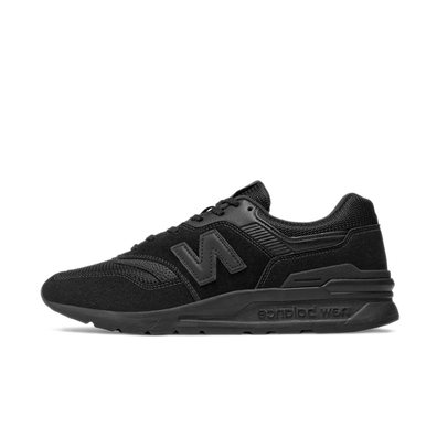 New Balance 997 Black/ Black productafbeelding