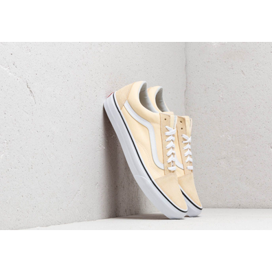 Vans Old Skool Vanilla Custard/ True White productafbeelding