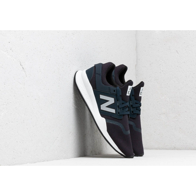 New Balance 247 Navy Blue/ White productafbeelding