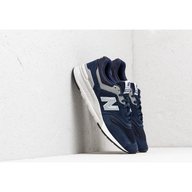 New Balance 997 Navy/ Grey productafbeelding