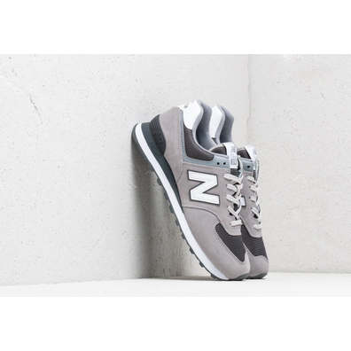 New Balance 574 Grey/ White productafbeelding