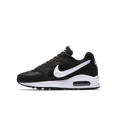 Nike Air Max Command Flex (GS) Black/ White-White productafbeelding