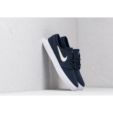 Nike Stefan Janoski (GS) Obsidian/ Light Cream-White productafbeelding