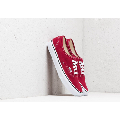 Vans Authentic Rumba Red/ True White productafbeelding