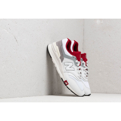 New Balance 997H White/ Red productafbeelding