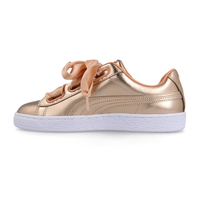 Puma Basket Heart Luxe 366730 03 productafbeelding