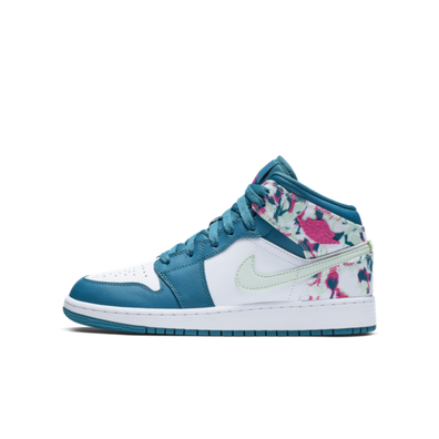 Air Jordan 1 Mid 'Paint Stroke' productafbeelding