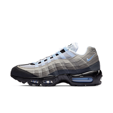 Nike Air Max 95 Black / Aluminium / Anthracite / Anthracite productafbeelding