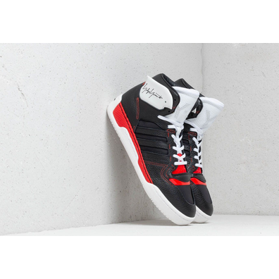 Y-3 Hayworth Black/ Ftw White/ Red productafbeelding