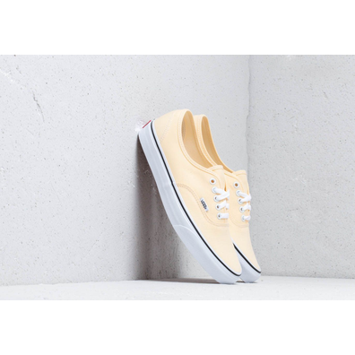 Vans Authentic Vanilla Custard/ True White productafbeelding