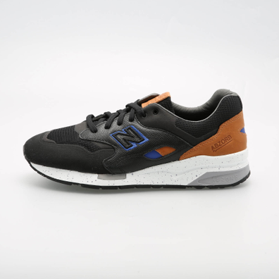 New Balance CM1600BT (Black/Tan/Blue) productafbeelding