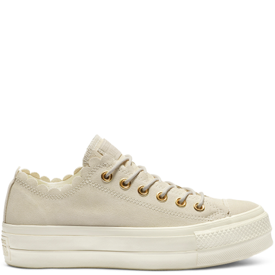 Chuck Taylor All Star Lift Frilly Thrills Low Top productafbeelding