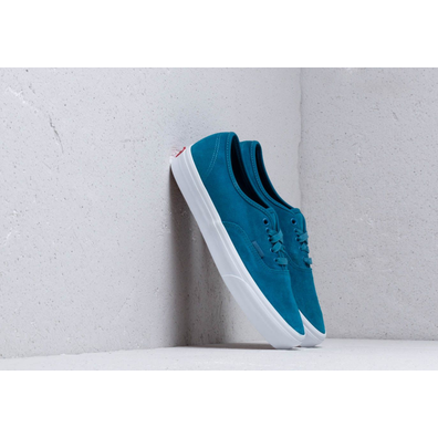 Vans Authentic (Soft Suede) Blue Sapphir productafbeelding