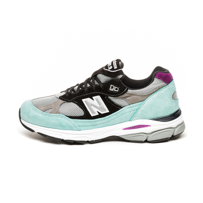 New Balance M9919EC *Made In England* (Turquoise / Black / White) productafbeelding