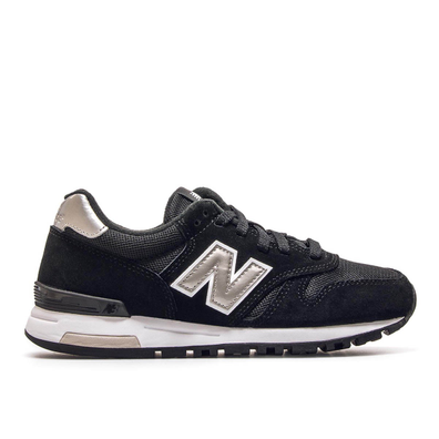 New Balance Wmn WL 565 KGW Black Silver productafbeelding