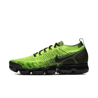 Nike Air Vapormax Flyknit 'Volt' productafbeelding