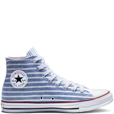 Chuck Taylor All Star Stripes High Top productafbeelding
