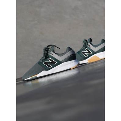 New Balance 247 Army/Green GS productafbeelding