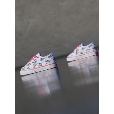 Vans Authentic Unicorn White/Pink TS  productafbeelding