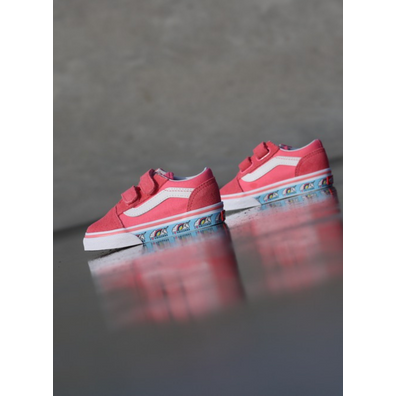 Vans Old skool Unicorn/Pink TS productafbeelding